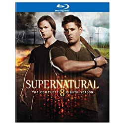 Supernatural: The Complete Eighth Season [Blu-ray]