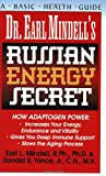 img - for Dr. Earl Mindell's Russian Energy Secret book / textbook / text book