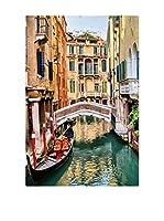 Best seller living Lienzo Canal Venice