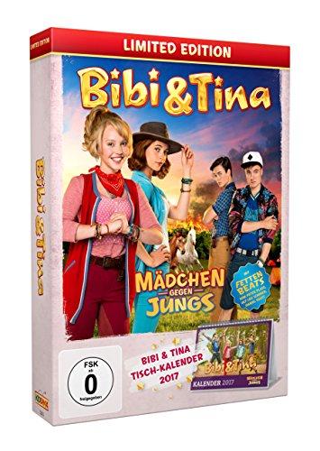 Bibi-Tina-DVD-3-Kinofilm-Mdchen-gegen-Jungs-Tischkalender-2017-Limited-Edition-exklusiv-bei-Amazon