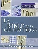 La bible de la couture Déco