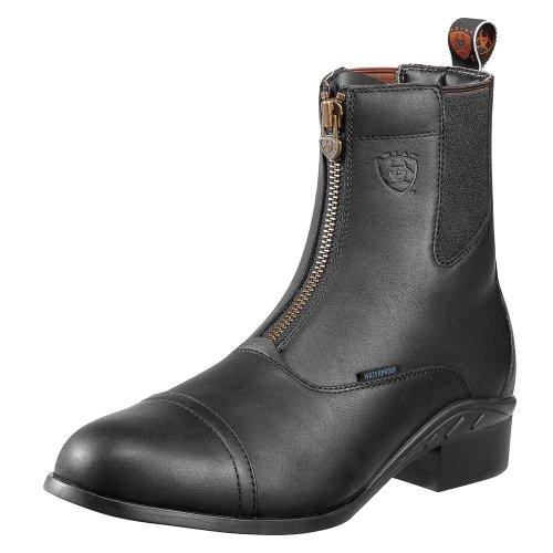Ariat Men's Heritage Waterproof Paddock Zip-Up Boot Round Toe