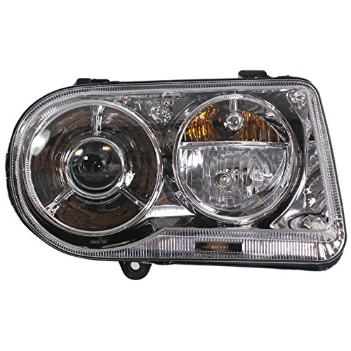 Headlight Headlamp Driver Left /& Passenger Right Pair Set of 2 for Tiburon 03-04