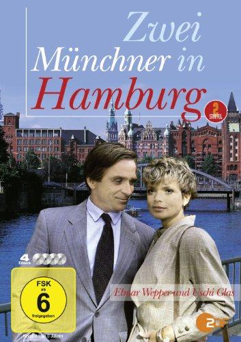 Zwei Münchner in Hamburg - Staffel 2 (Jumbo Amaray - 4 DVDs)