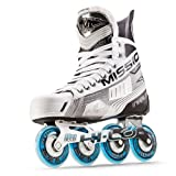 Bauer Mission Inhaler AC4 Inline Roller Hockey Skates - Bauer Hockey by Bauer
