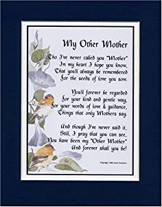 My Other Mother, #11, A Christmas Gift Poem Or 50th 60th ...