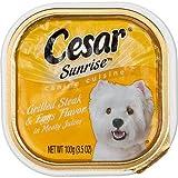 Cesar Sunrise Breakfast Grilled Steak & Egg Adult Dog Food