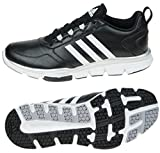 adidas F37651 Men's Speed Trainer 2 SL Shoes (Black/White)