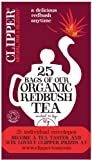 Clipper Organic Rooibos Tea Caffeine-free with Antioxidants Teabags Ref A06953 [Pack 20]