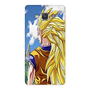 Unicovers Drag Warrior Back Case Cover for Galaxy Grand Max