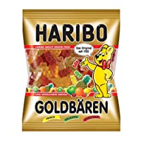 Haribo Gummi Candy Gold-Bears, 5-Pound Bag from Haribo