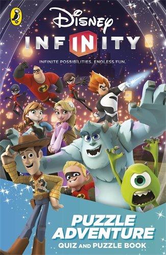 Disney Infinity Puzzle Adventure