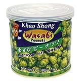 """Khao Shong Erdn�sse mit Wasabi, 6er Pack (6 x 140 g)von """"Khao Shong"""""""