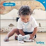 Bobux 460738, Unisex Baby Lauflernschuhe, Blau (blue), M EU -