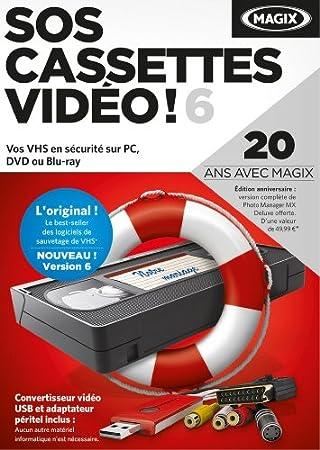 Magix SOS cassettes vidéo ! 6