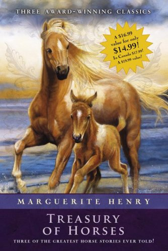 Marguerite Henry Treasury of Horses (Boxed Set)