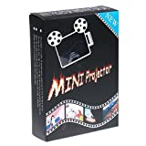 320 * 240 Mini Projector Multimedia Cinema Pico Projector for iPod & iPhone charger speaker video projector review