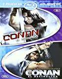 Conan 1+2 - Saga [Blu-ray]