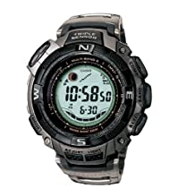 Casio PAW1500T-7V Mens Pathfinder Multi-Band Solar Atomic Ultimate Watch