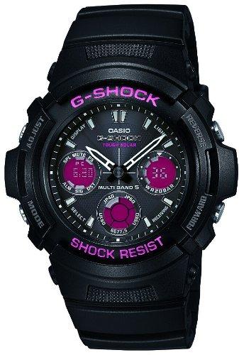 [カシオ]CASIO 腕時計 G-SHOCK ジーショック 電波時計 MULTIBAND 5 AWG-100F-1AJF メンズ