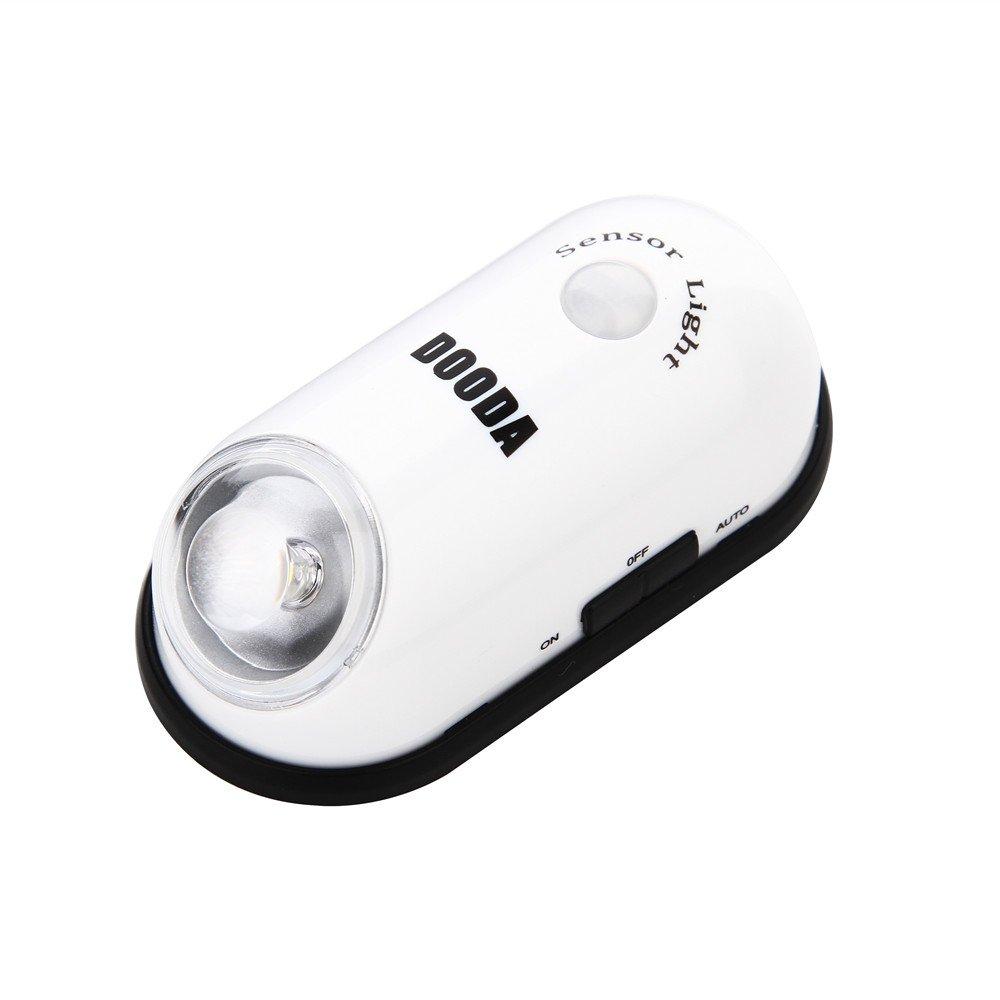 Dooda Battery-Powered Motion-Sensing LED Stick-Anywhere Night light