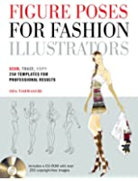 Figure Poses for Fashion Illustrators