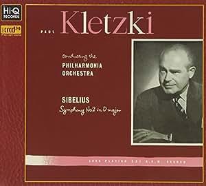 Sibelius: Symphony No. 2 In D Major (XRCD24 Master)
