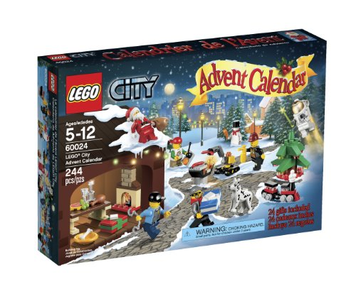 LEGO 60024 City Advent Calendar