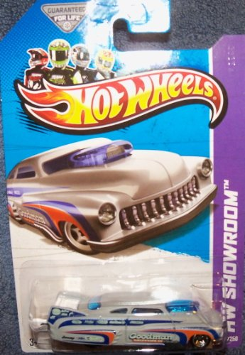 Hot Wheels Hw Showroom '49 Drag Merc 1:64 Die-cast 193/250