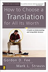 "Cover of ""How to Choose a Translation for..."