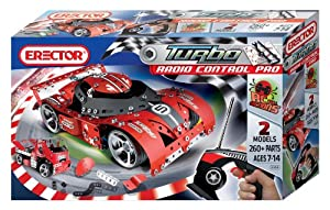 Erector Turbo - Radio Control Racing Car