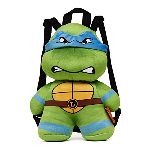 Teenage Mutant Ninja Turtle Leonardo Plush Backpack