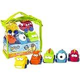 Kidoozie Mini Monster Trucks Toy