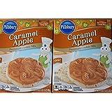 Pillsbury Caramel Apple Premium Cookie Mix, 2 Boxes of Mix