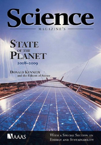 Science Magazine's State of the Planet 2008-2009: with a...