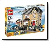 LEGO Creator Model Townhouse 4954
