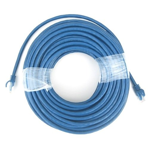 RiteAV - Cat6 Network Ethernet Cable - Blue - 75 ft.