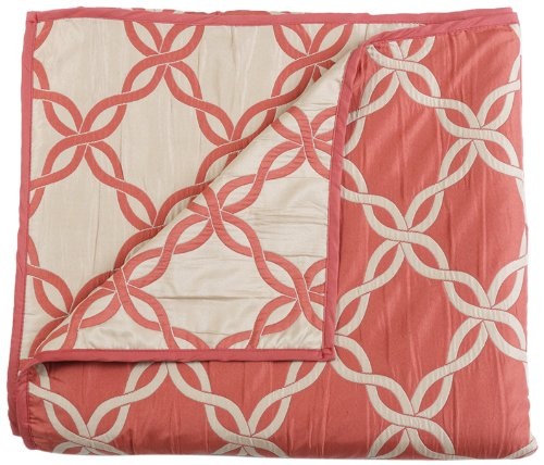 Coral Bedding Queen 6725 front