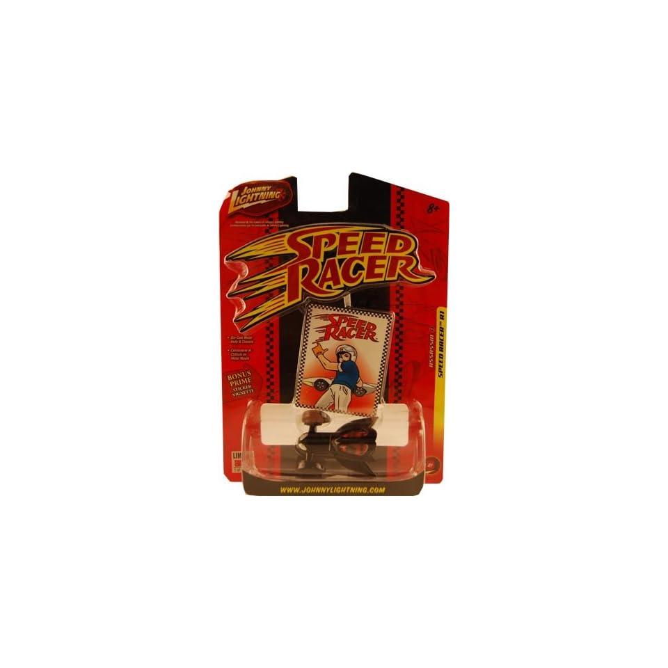 Speed Racer 1/64 Diecast Snake Oiler