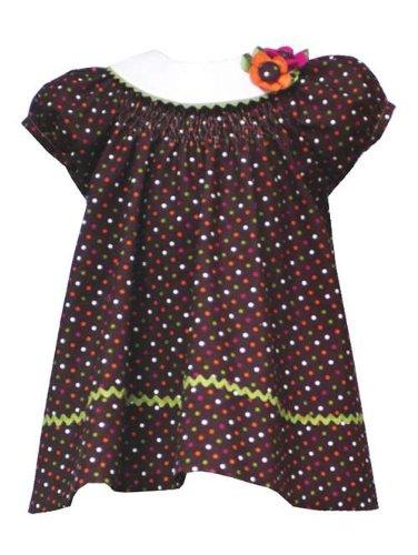 Smocked Childrens Dresses front-143515