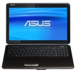 ASUS K50AF-X1 15.6-Inch Versatile Performance Laptop (Black)