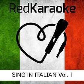 Che M'importa Del Mondo (In the Style of Rita Pavone)[Karaoke Version]