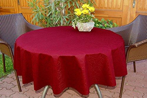 Abwaschbare-Gartentischdecken-mit-schweren-Saum-Muster-Muster-10x18-cm-Material-100-Polyester-Farbe-bordeauxrot-Design-Leonardo