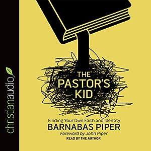 The Pastor's Kid Audiobook