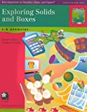 Exploring Solids and Boxes: 3-D Geometry