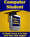 ECDL XP (Word, Excel, Powerpoint, Outlook, Access, Internet) Interactive Training With 24 hr Tutor