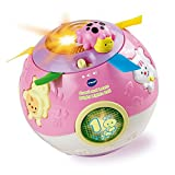 VTech Crawl and Learn Bright Lights Ball Pink