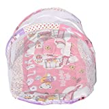 My Angel Baby Bed Tent With Mosquito Net And Pillow - Pink
