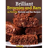 Brilliant Brownies and Bars - 25 Favorite Brownie and Bar Recipes ~ Cooking Penguin