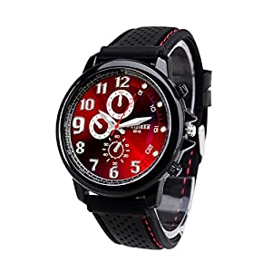 Men Army Quartz Wrist Watch